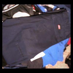 Pair of dickies work pants , 32